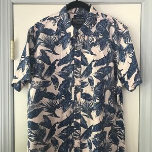 American Rag Men's Hawaiian Shirt